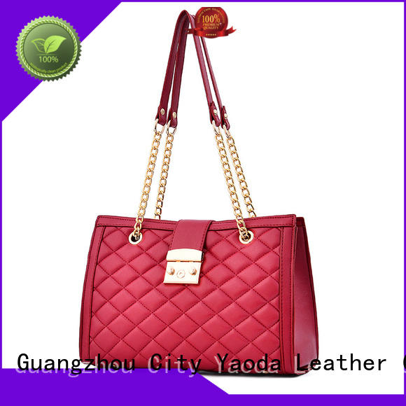 ANGEDANLIA vintage leather day bag for sale for date