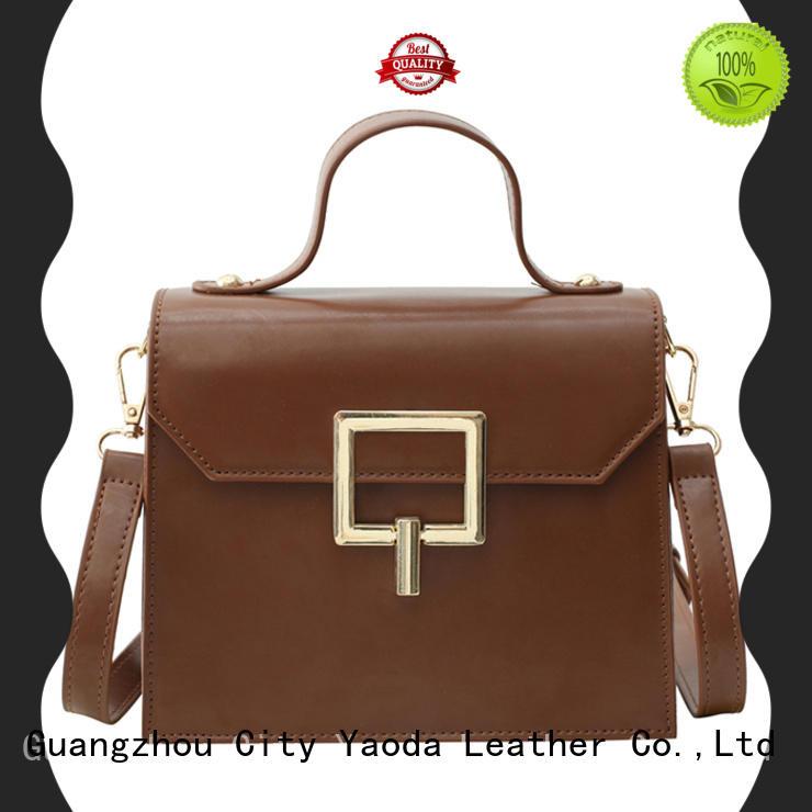 elegant pu leather bag handle manufacturer for work