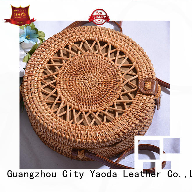 woven womens summer bags manufacturer for ladies ANGEDANLIA