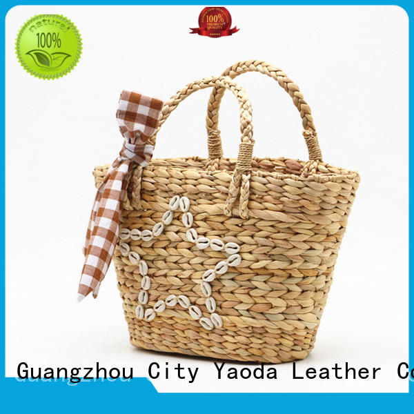 ANGEDANLIA bag large straw tote online for ladies