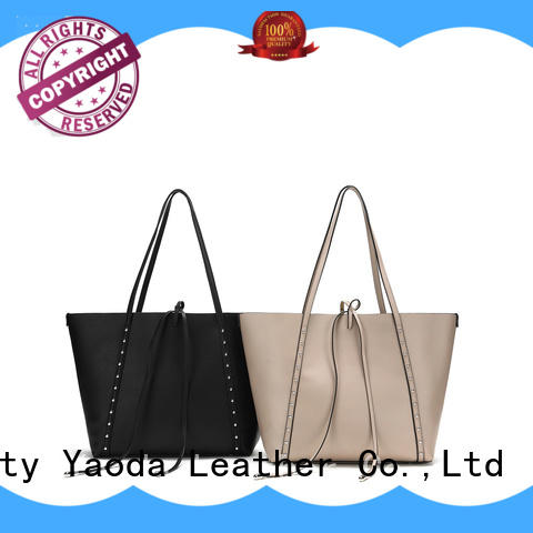 elegant ladies leather handbags tote online for date