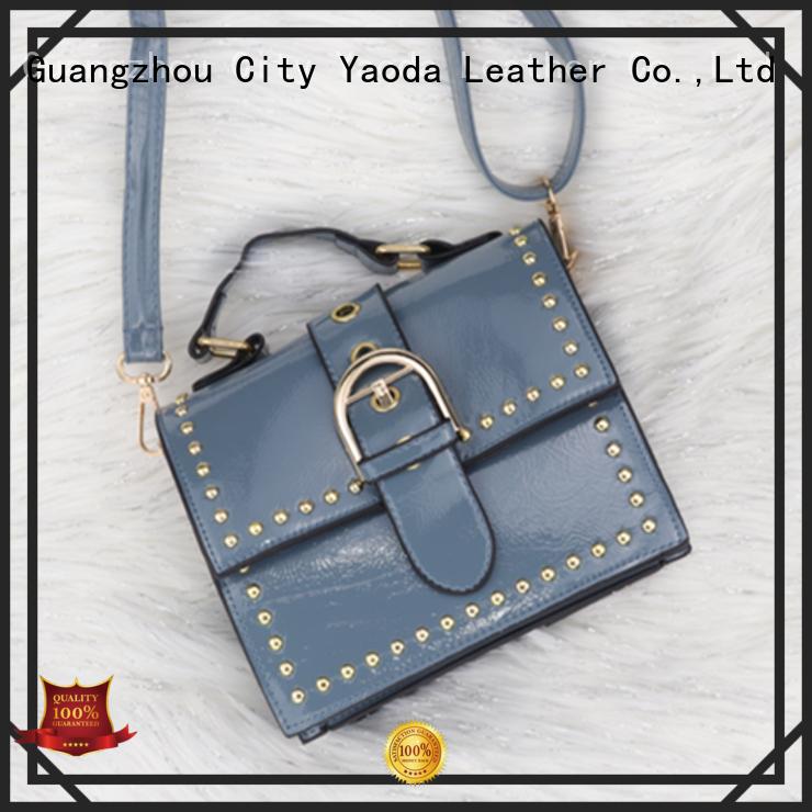 ANGEDANLIA handles designer leather bags online for work