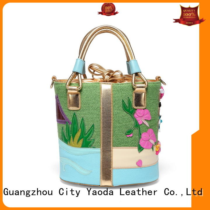 ANGEDANLIA popular cute canvas tote bags Chinese for daily life