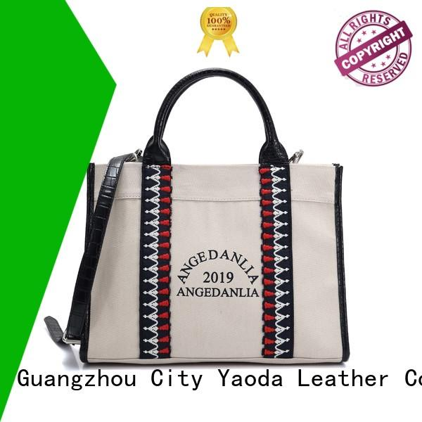 casual canvas tote bags with zipper leather online for shopping
