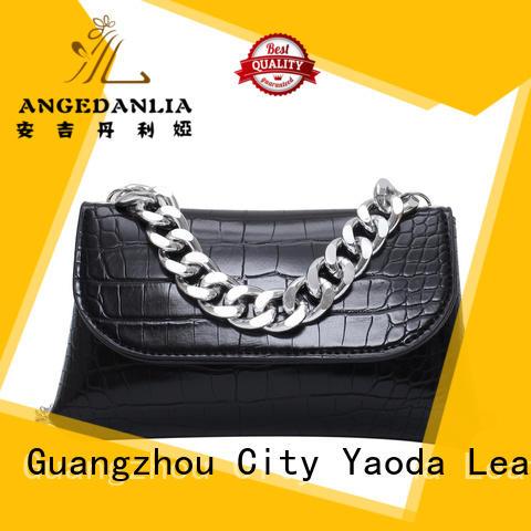 ANGEDANLIA generous brown leather handbag online for work
