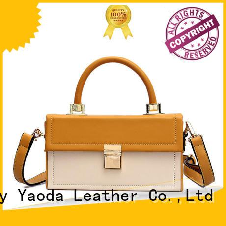 RKY0446 2019 portable female bag ladies personality small box Messenger bag