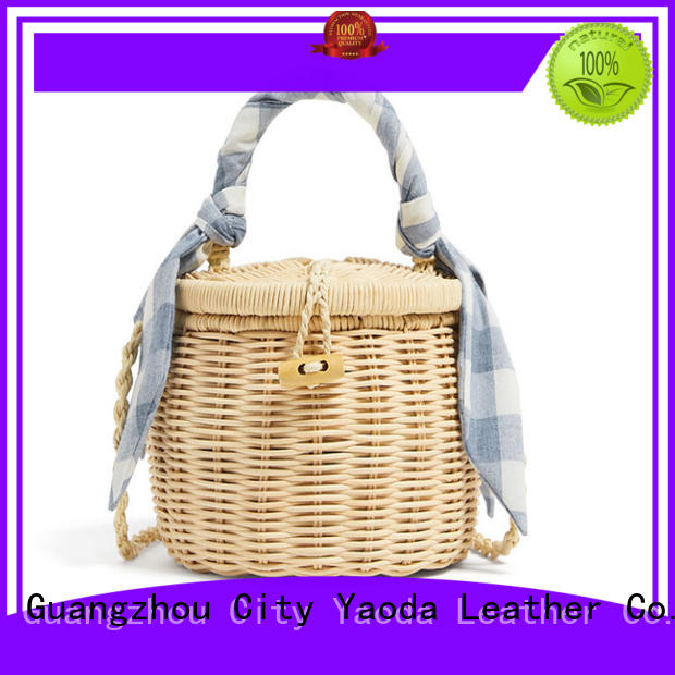 ANGEDANLIA woven straw tote bag for sale for girls