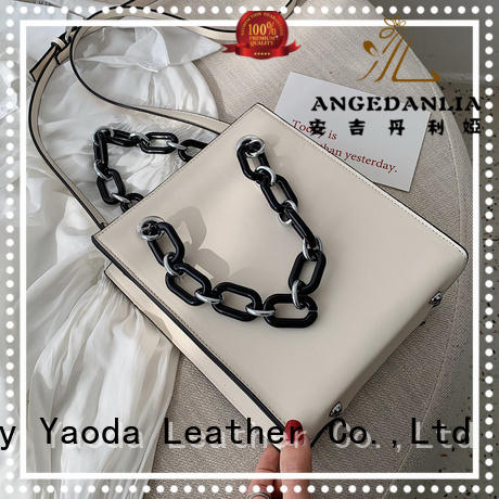 ANGEDANLIA size real leather bags on sale for daily life