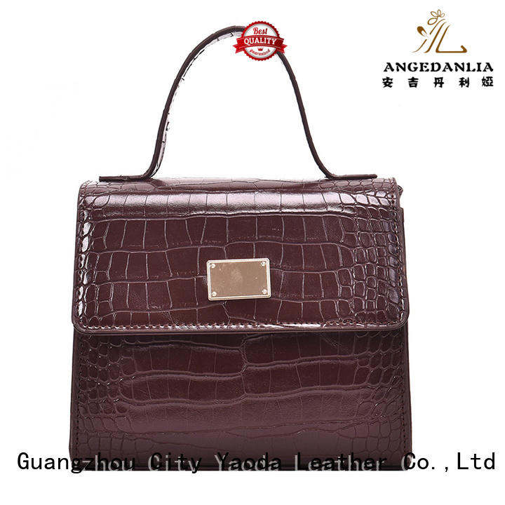simple leather pocketbooks pu manufacturer for date