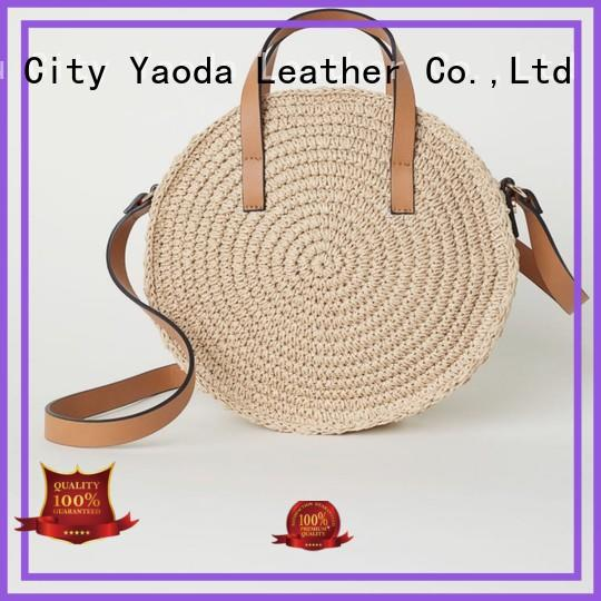 ANGEDANLIA moon straw totes for summer on sale for girls