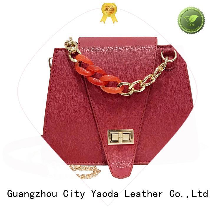 vintage pu leather bag single manufacturer for date