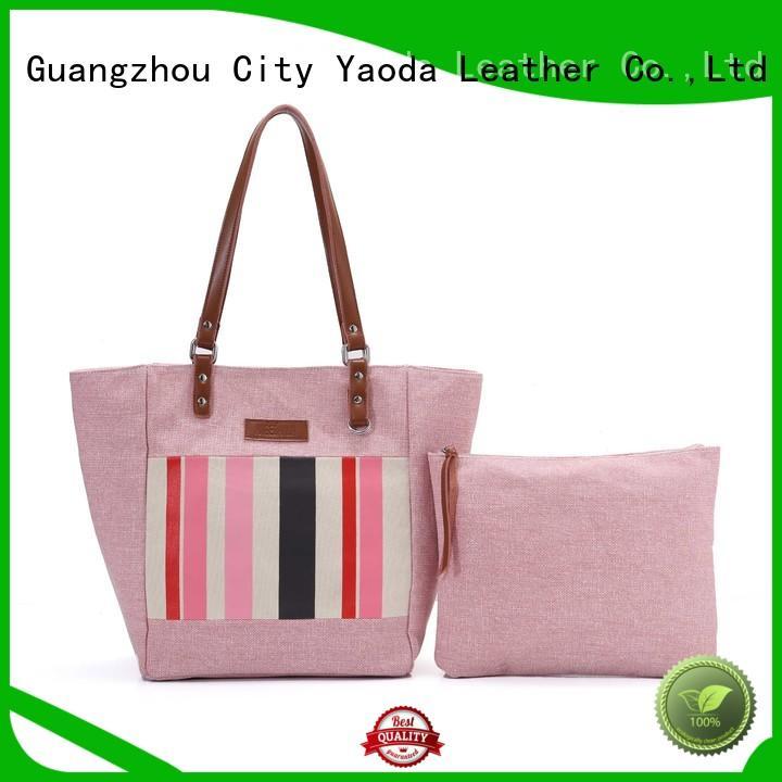 popular canvas bag designer on sale for travel