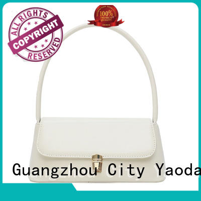 ANGEDANLIA envelope leather bag brands supplier for work