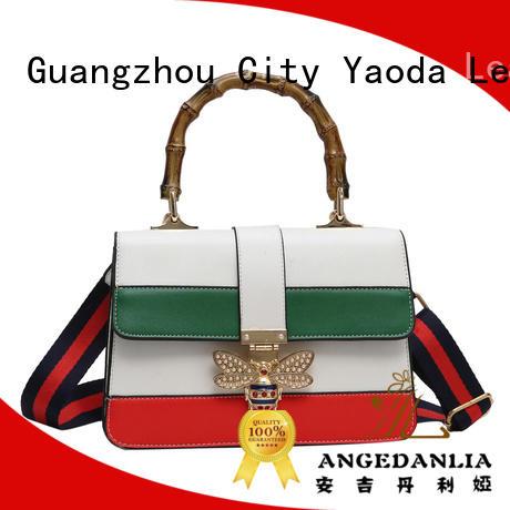 lady wholesale fashion handbags square ANGEDANLIA