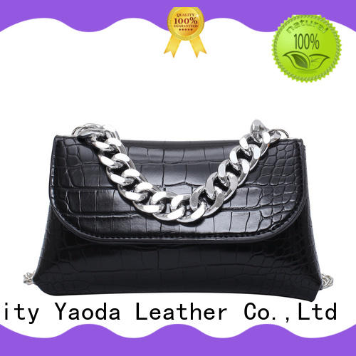 ANGEDANLIA shoulder large leather handbags supplier for work