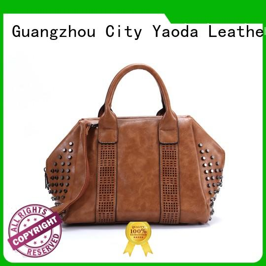 ANGEDANLIA package vintage leather bags manufacturer for daily life