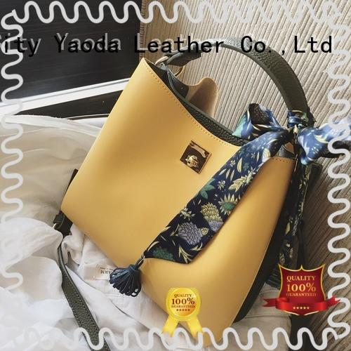 ANGEDANLIA generous pu material bag on sale for date