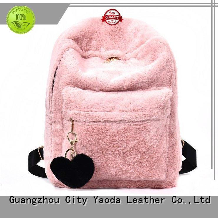 generous white leather handbag casual manufacturer for travel