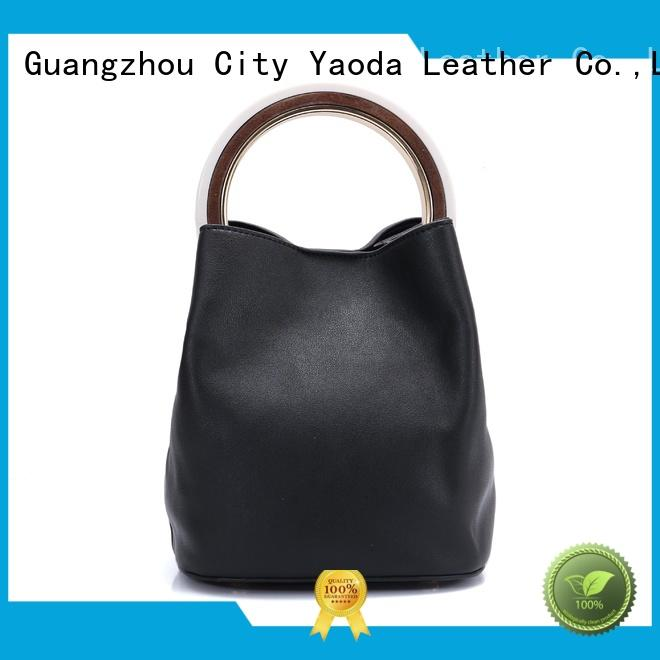 ANGEDANLIA generous pu leather bag on sale for school