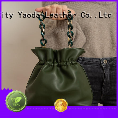 ANGEDANLIA simple designer leather bags on sale for work
