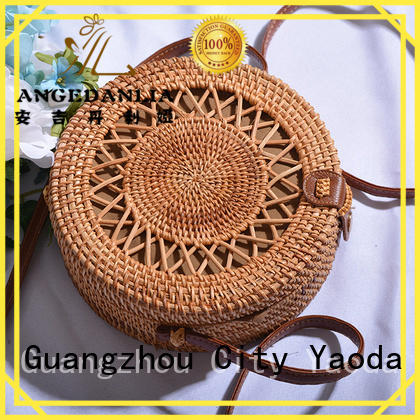 ANGEDANLIA women straw bag tote on sale for women