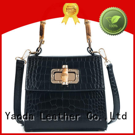ANGEDANLIA simple leather crossbody purse manufacturer for travel