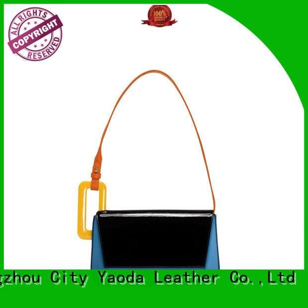 ANGEDANLIA square pu shoulder bag on sale for travel