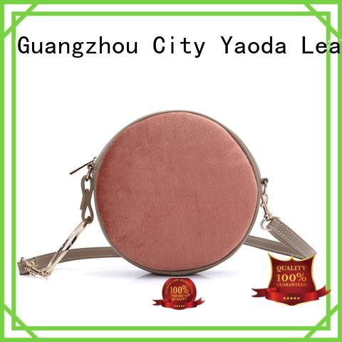 ANGEDANLIA chain pu leather bag on sale for women