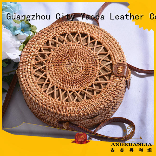 shoulder straw tote with leather handles gourd on sale for girls