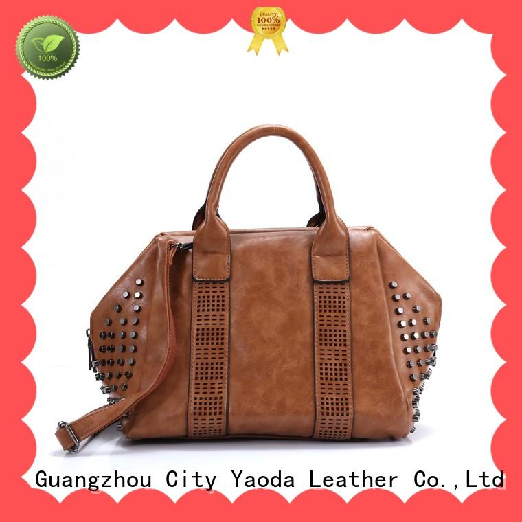 generous women's genuine leather handbags on manufacturer for travel