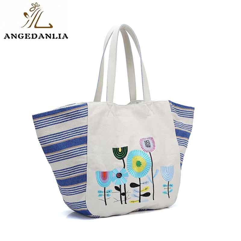 unique plain canvas tote bags yw4935 on sale for travel-1