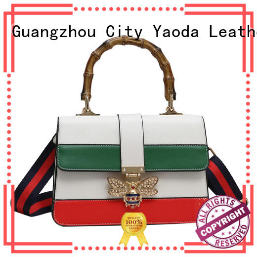 ANGEDANLIA elegant pu leather bag online for daily life