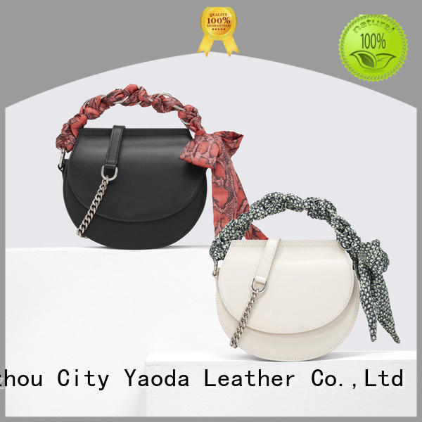 ANGEDANLIA elegant leather goods for women online for school