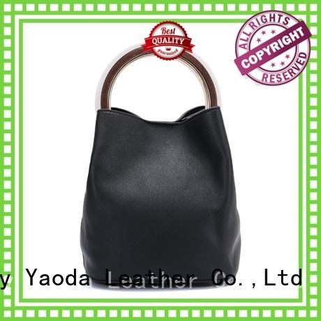 simple pu tote bag size for sale for school