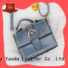 ANGEDANLIA elegant pu leather bag manufacturer for date