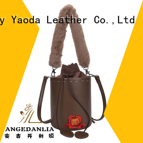 ANGEDANLIA simple PU Bags Wholesale for sale for date