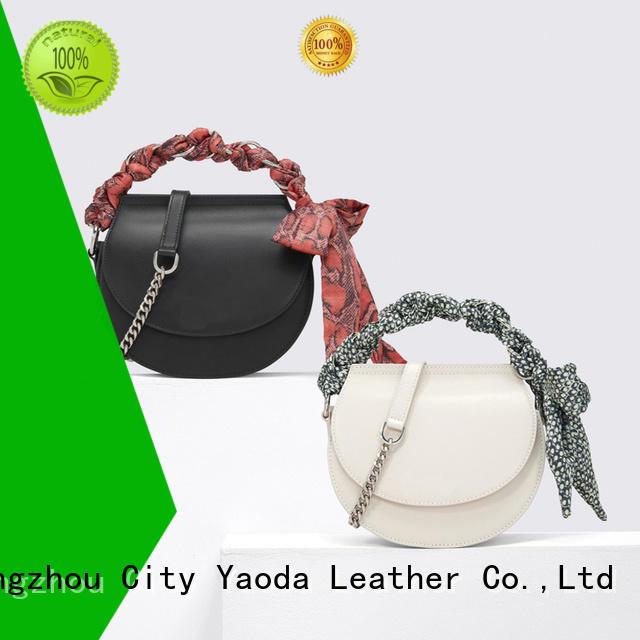ANGEDANLIA generous purple leather handbags manufacturer for women
