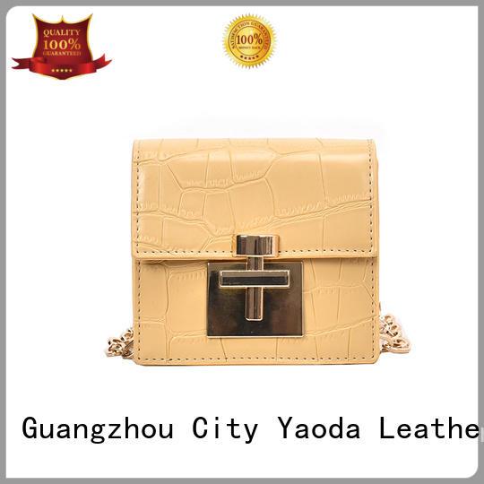ANGEDANLIA elegant genuine leather handbags manufacturer for work