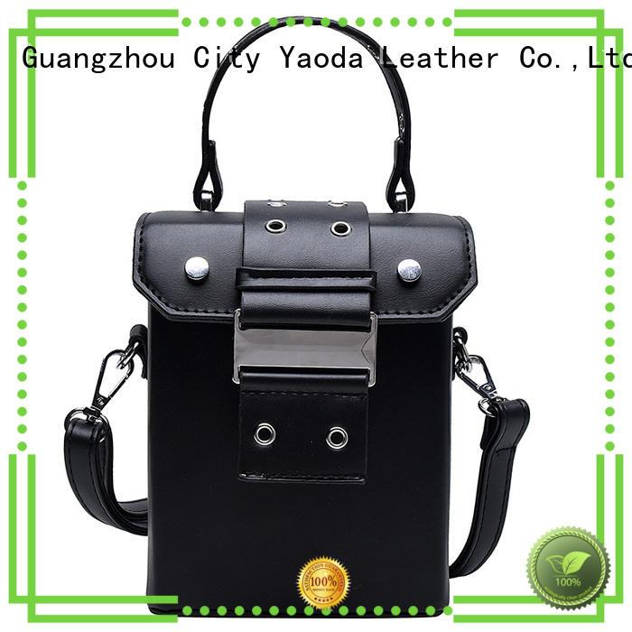ANGEDANLIA portable leather shoulder handbags for sale for women