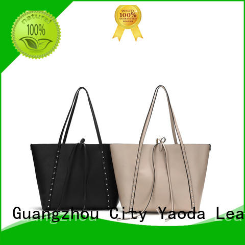 ANGEDANLIA classic leather clutch bag manufacturer for date