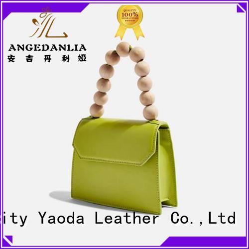 ANGEDANLIA handbagladiesgirls leather clutch bag manufacturer for work