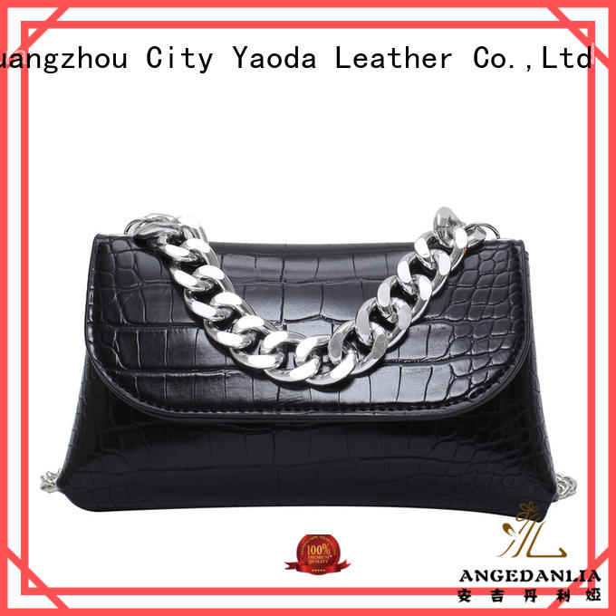 ANGEDANLIA simple leather messenger bag online for work