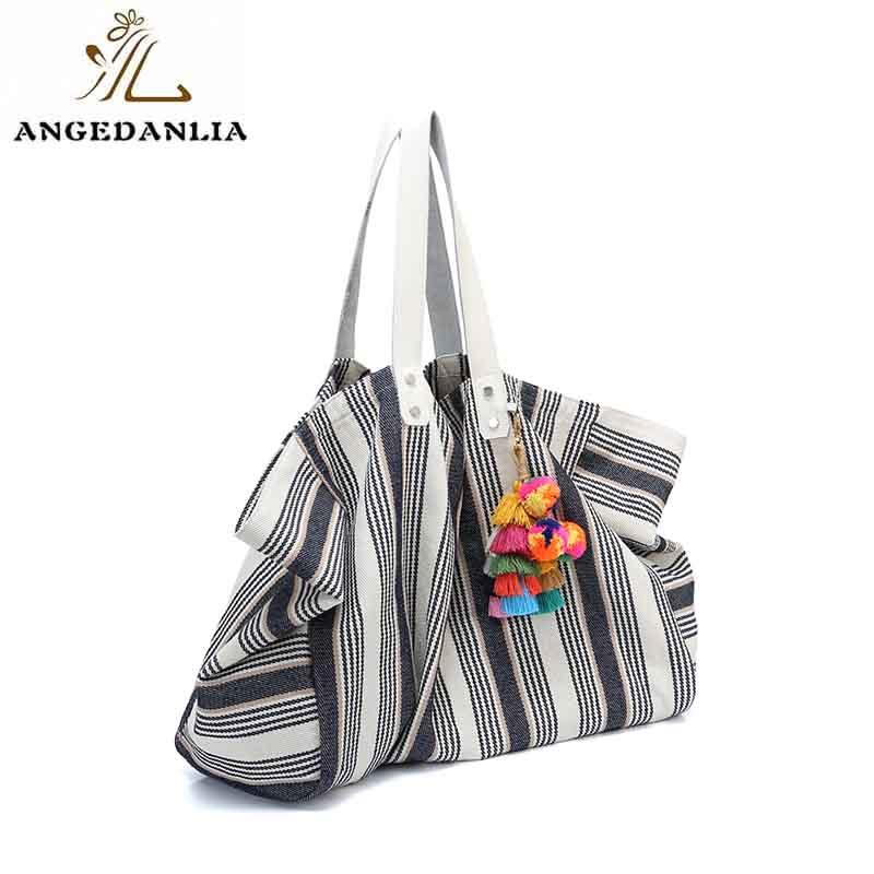 ANGEDANLIA customized canvas tote bags wholesale online for daily life-1