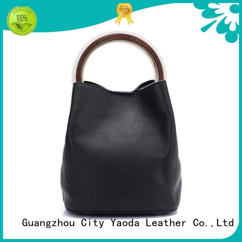 leather messenger bag round for date ANGEDANLIA