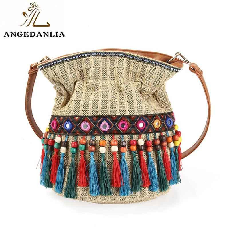 ANGEDANLIA stylish boho crossbody bag good quality for girls-1