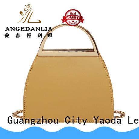 ANGEDANLIA elegant vintage leather bags online for school