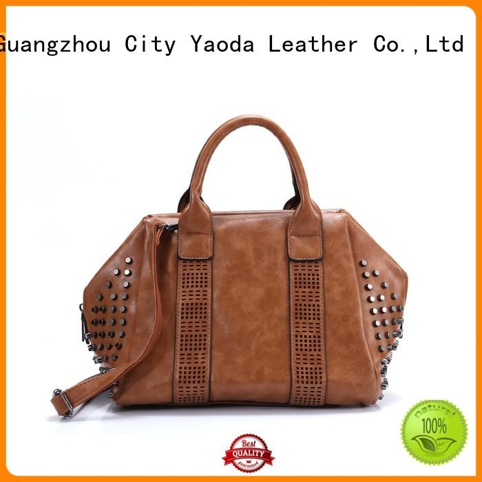 ANGEDANLIA envelop leather saddle bags for sale for date