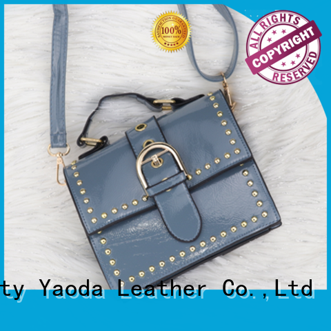 ladies leather bags large for school ANGEDANLIA