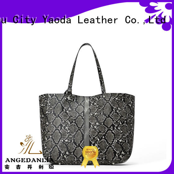 ANGEDANLIA generous vintage leather bags online for women