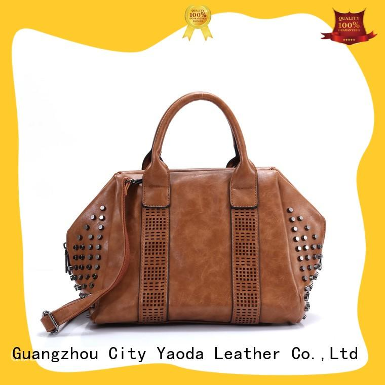 simple leather crossbody purse online for travel ANGEDANLIA